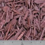 Mahogany Colored Mulch