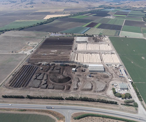 Z-Best Composting Facility Aerial Photo